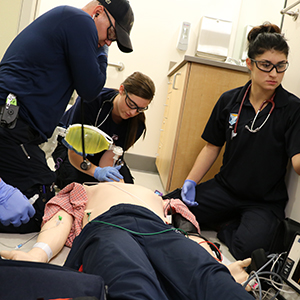 GFC MSU helps fill demand for paramedics