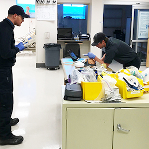 Great Falls College's paramedics lab keeps personal protection top of mind amid pandemic